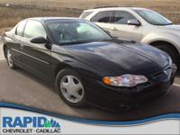 Check out this gently-used 2004 Chevrolet Monte Carlo
