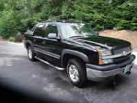 2004 fully loaded Chevy Avalanche can be sold with or