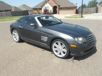 2004 Chrysler Crossfire Leather 95k miles !!! ...