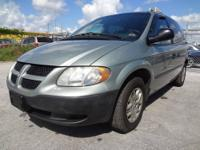 SUPER CLEAN IN AND OUT 2004 DODGE CARAVAN 130K MILES