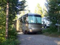 In Excellent condition with Two slide outs. INTERIOR