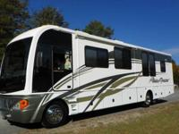 2004 FLEETWOOD PACE ARROW 38' CLASS A MOTORHOME,THIS IS