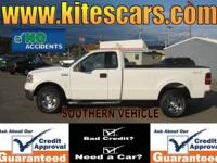 Options Included: 4 Wheel Drive2004 Ford F150 4x4