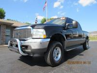 2004 Ford F250 Super Duty Crew Cab 4x4. Powered By A