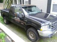 2004 Ford F250 This truck currently has 92,000 miles