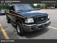 Take a look at this gently-used 2004 Ford Ranger we