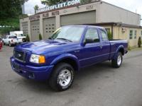 Options Included: N/A2004 Ford Ranger Edge Super Cab -
