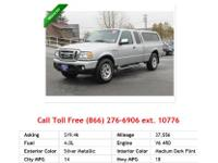 2004 Ford Ranger SuperCab Edge 4.0L Standard Super Cab