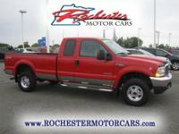 2004 Ford F350 XLT Diesel with 134,216. This local