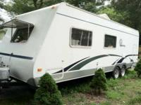 2004 Forest River Surveyor Travel Trailer This