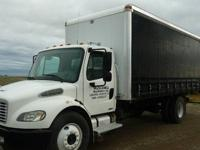 2004 FREIGHTLINER M2 106 26,000 GROSS VEHICLE RATING