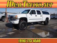 Options:  2004 Gmc Sierra 2500Hd Crew Cab 4X4 Sle