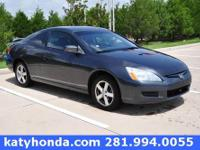 CLEAN CARFAX and FUEL EFFICIENT. Join us at Honda Cars
