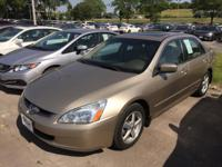 This 2004 Honda Accord Sdn EX-L is proudly offered by