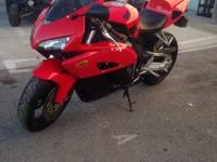 2004 Honda CBR 1000 Cash Price $4500 Runs great Just