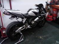 Up for sale is my 2004 Honda CBR 1000 RR in excellent
