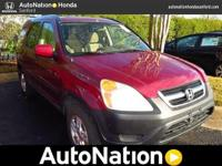 ** CLEAN CAR FAX ** Contact AutoNation Honda Sanford