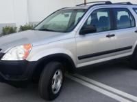 2004 Honda CR-V LX.. Clean title Loaded... Power