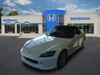 RARE FIND!!!!!! 2004 HONDA S2000 WITH ONLY 14,000 MILES