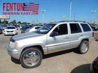 Check out this gently-pre-owned 2004 Jeep Grand