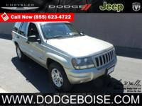 2004 Jeep Grand Cherokee Laredo 4WD LOW MILES VALUE