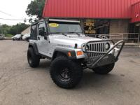 Fast and Easy Credit Approval! This Jeep Wrangler