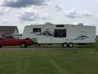 Both Fifth Wheel & Truck Are In Excellent Condition,