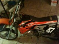2004 KTM 65 CC SC MOTOR CROSS DIRT BIKE VERY FAST RACE