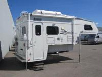 2004 Lance 1161 Camper. This camper was purchased with