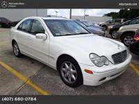 2004 Mercedes-Benz C-Class Our Location is: