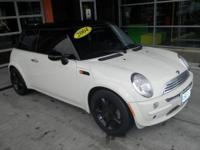 Cooper Hardtop trim. EPA 37 MPG Hwy/28 MPG City! CD