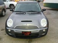 2004 Mini Cooper S (supercharged) This car not only is