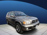 Our 2004 Nissan Pathfinder LE Platinum 4X2 featured in