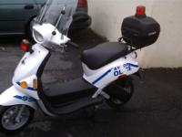 For sale is a 2004 Oxygen scoooter/moped. Formerly