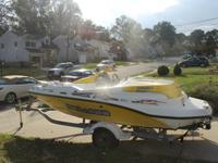 Hi, thanks for checking out my 2004 Sea Doo Bombardier