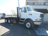 2004 Sterling Trucks 2004 Sterling LT9500 Flatbed 2004