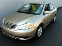 2004 Toyota Corolla Sedan 4DR SDN LE AT Our Location