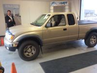 2004 Toyota Tacoma SR5 and 4WD 4 Wheel Drive. 3.4L V6