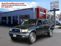 This 2004 Toyota Tacoma is offered exclusively by
