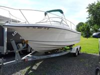 2004 TROPHY PRO 2052WA///10500 FIRM///ON EBAY ALSO  HAS