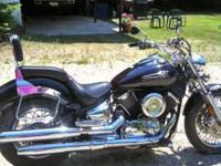 VStar 2004 Yamaha V-star 1100cc custom Low miles.