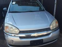 ***FREE REGISTRATION*** 2004 CHEVY MALIBU V6 SEDAN 4D