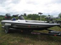 Type of Boat: Bass Boat Year: 2005 Make: Skeeter Model: