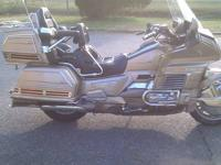 2005 Honda GL 1800 Godwing Trike with the Calfornia