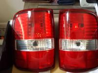 For sale pair  2005-2008 Ford F150 tail lights OEM Not