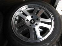 "2005-2008 Ford Mustang GT Wheels 17x8"", 5 lug, 4 & 1/2"""