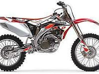 UP FOR SALE IS A ONE INDUSTRIES HONDA CRF450 2005-08