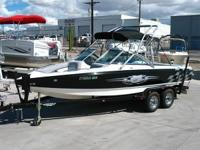 2005 22' Centurion Elite - Wakeboard Tower w/ Board