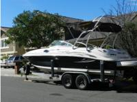 Stock Number: 725680. 2005 Sea Ray Sundeck, Beautifully