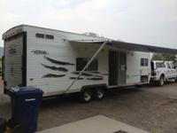 "2005, 26 foot, model 26 FSAK, Eclipse ""Attitude"" Toy"